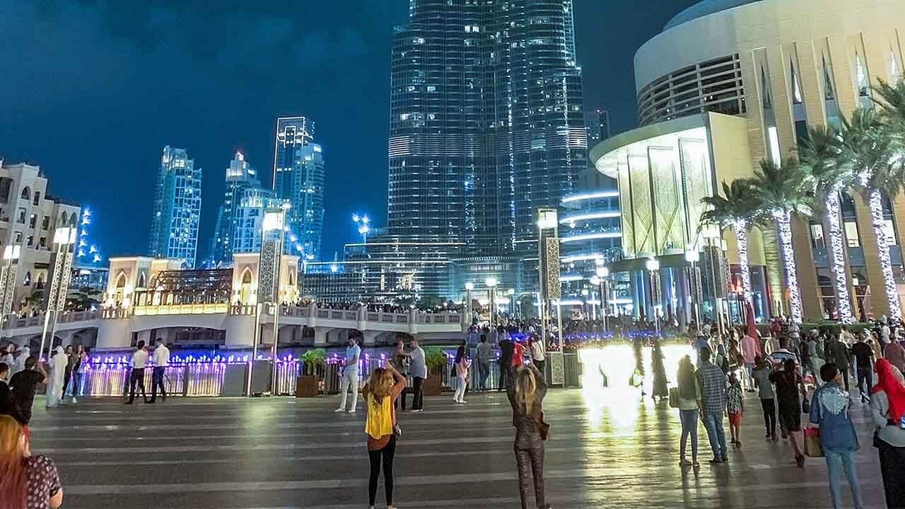 טיולים מאורגנים בדובאי