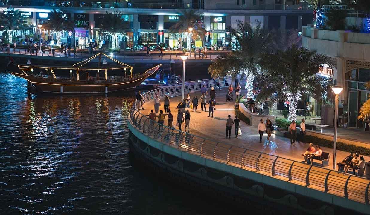 מוקדי תיירות בדובאי